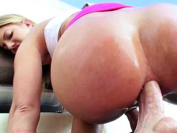 Candice Dare in Anal Lessons #02, Scene #01